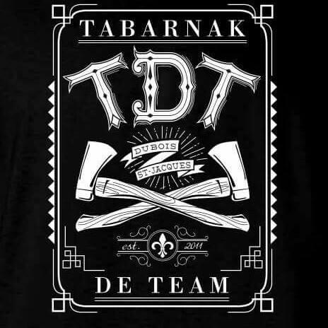 le tabarnak de team Le Tabarnak de Team TDT logo